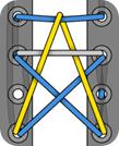 pentagramshoe